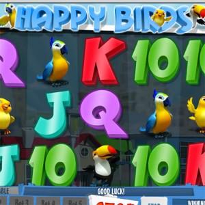 Happy Birds videoslot