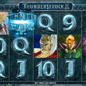 Thunderstruck II videoslot